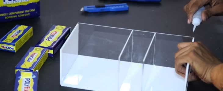 How to Make an Acrylic Box