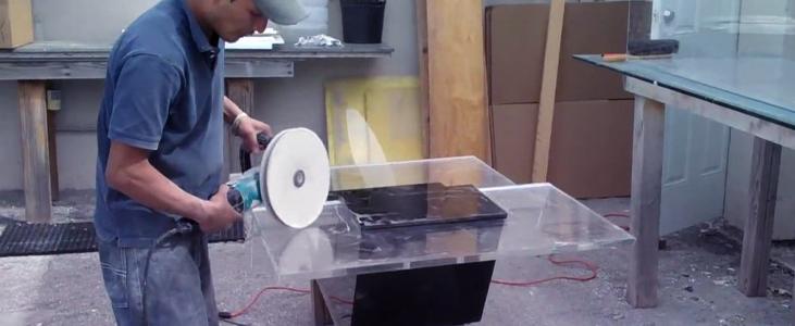 Ensure safety while Acrylic Polishing - Pleasant Acrylic