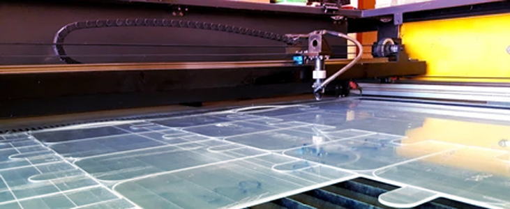 Factors that must be encountered for acrylic laser cutting procedure - Pleasant Acrylic